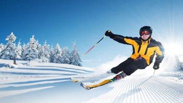 百里荒滑雪一日游